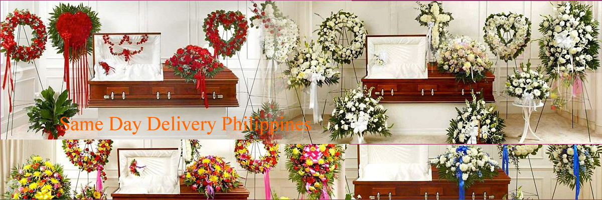 send funeral flowers to philippines