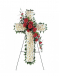 send cross flowers arrangement to philippines